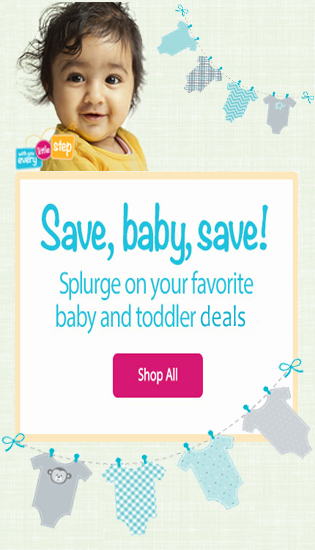 Baby Saving Deals