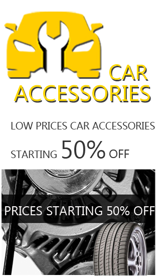 Car Accessories Discounts
