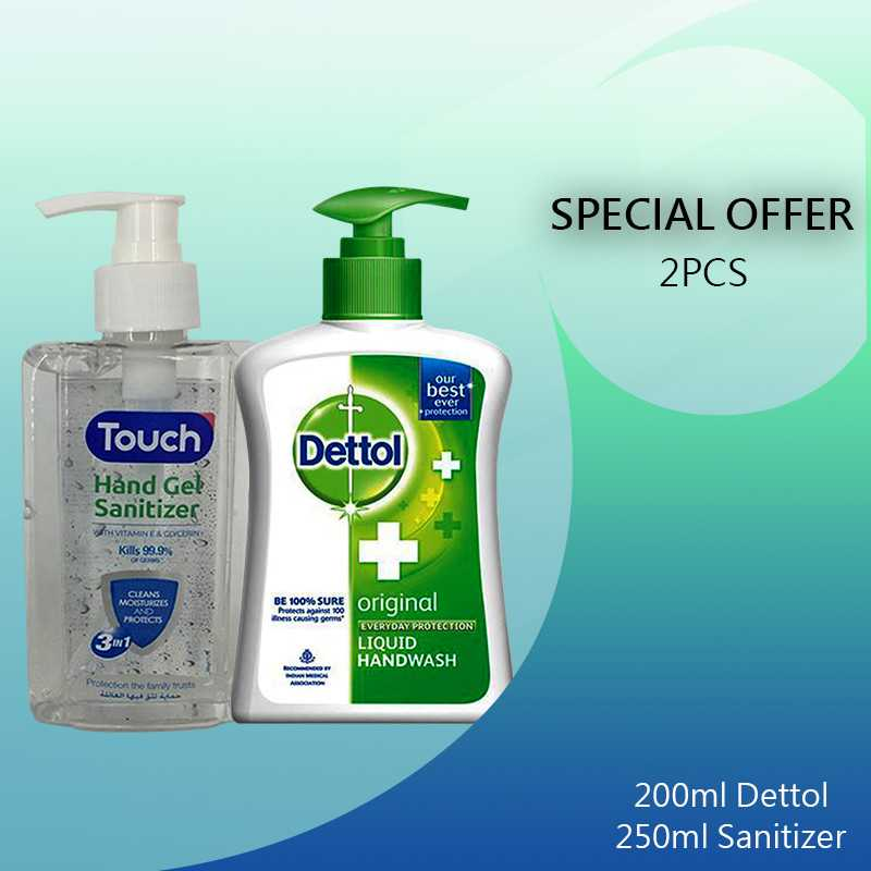 Special Offer  Hand Gel-Dettol