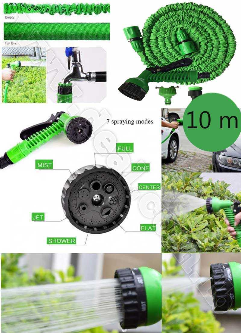 10 Meter Expandable Flexible Water Pipe Garden