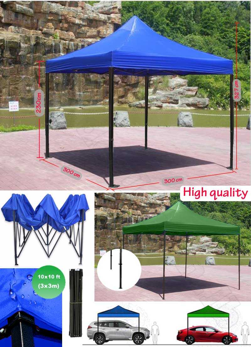 3mx3m waterproof  Outdoor Tent Foldable pop up garden tentHigh Quality 3mx3m waterproof  Outdoor Tent Foldable pop up garden tent