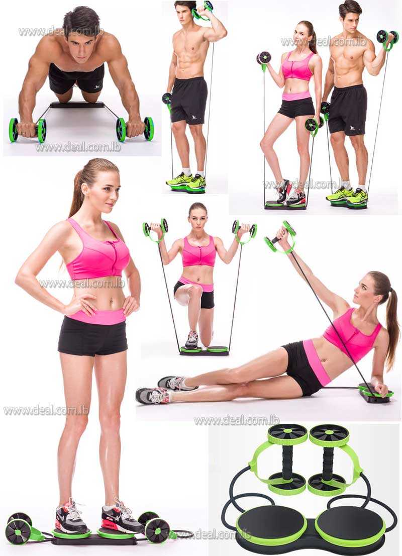 Abdomen Roller Multifunctional abdominal wheel tension rope exercise fitness