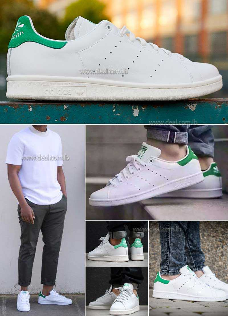 Adidas Stan Smith sneakers men adidas STAN SMITH D67361