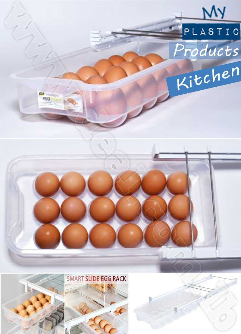 Adjustable Egg Drawer