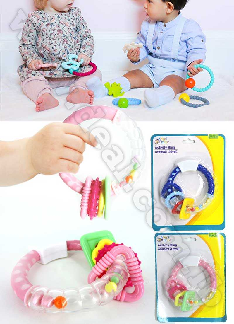 Baby Activity Ring Teether