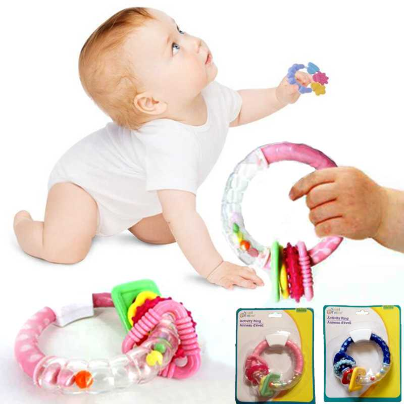 Baby+Activity+Ring+Teether