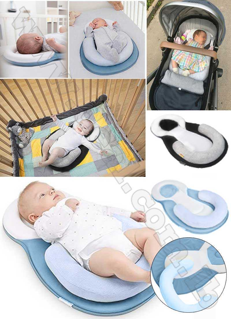 Baby Newborn Pillow Prevent Flat Head Sleep