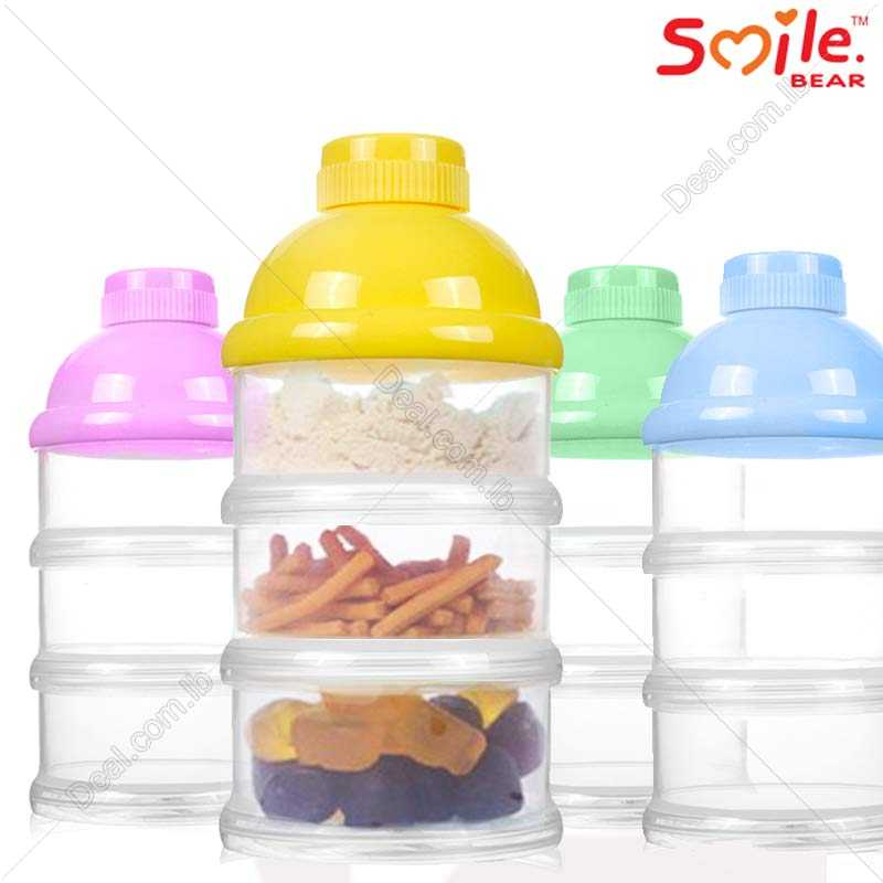 Baby feeding product container for food breast milk storage bag