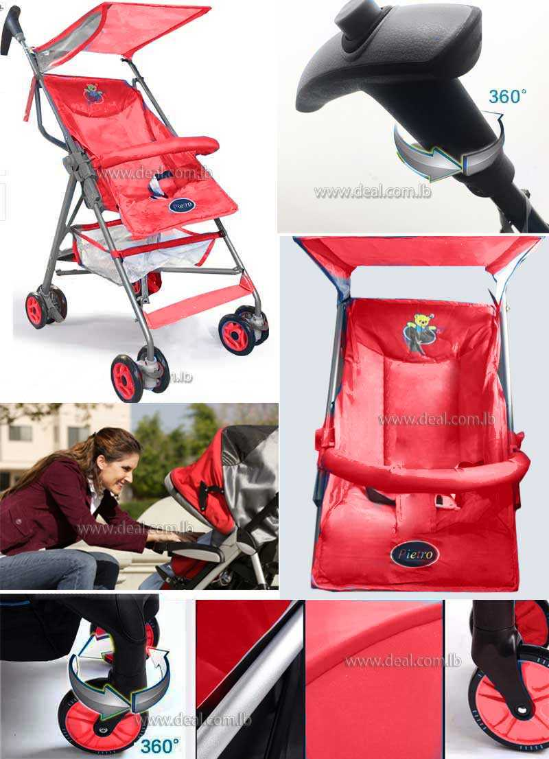 Baby stroller  folding baby carriage stroller