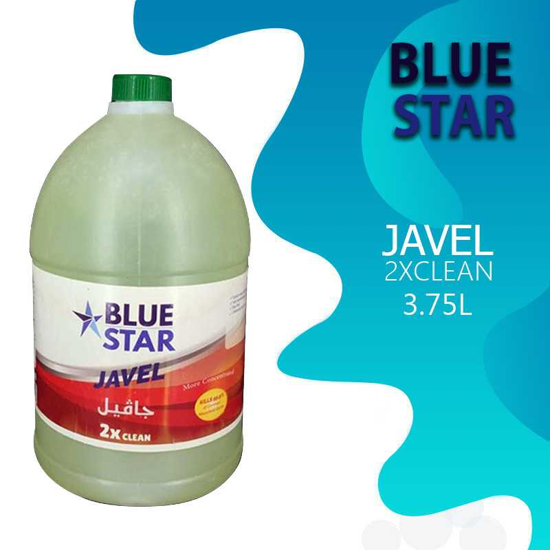 Blue+Star+javel+2+X+clean+3.75+L