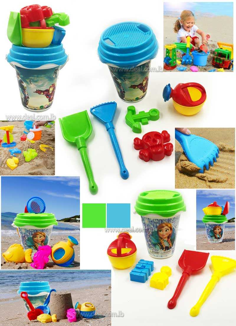 Bucket Set  Beach Toys