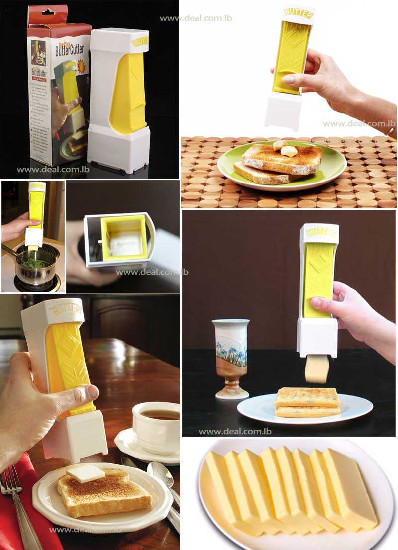 Butter Cheese Cutter Slices Slicer  Stainless Steel