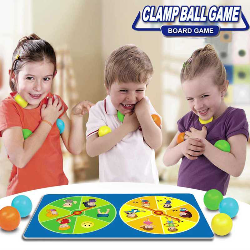 CLAMP+BALL+GAME