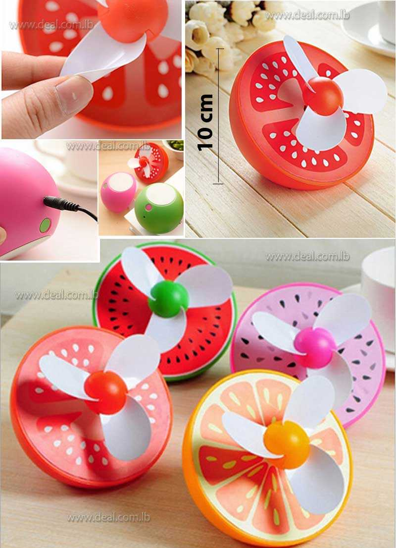 Cool Mini Portable Small USB fan