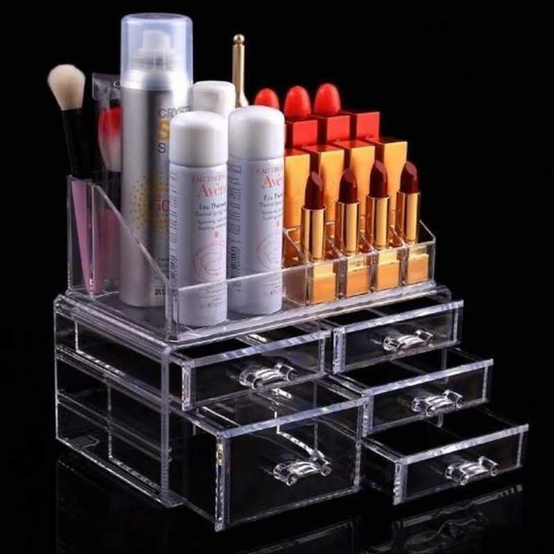 Cosmetic Storage Box 5 Drawer