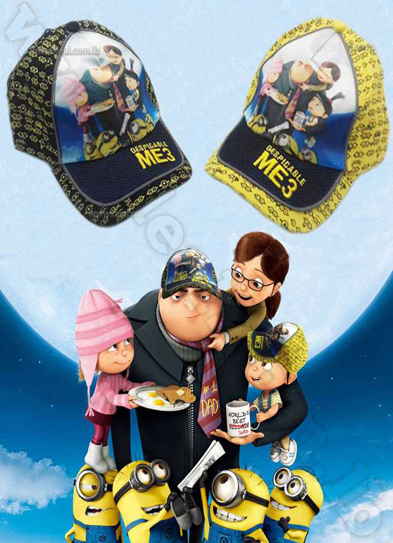 6feb8ab7a6beeb Despicable Me Hat