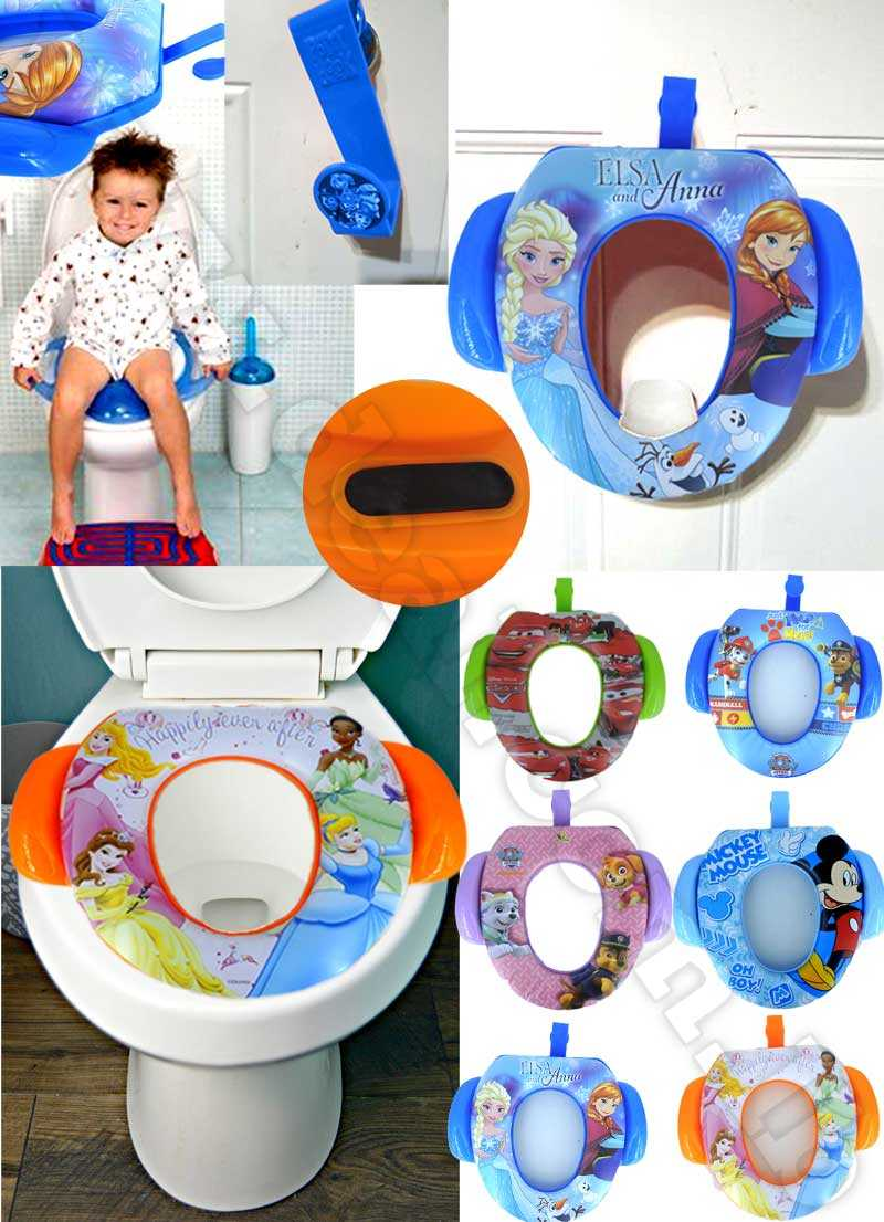 Disney  Potty Trainer Seat The First Years