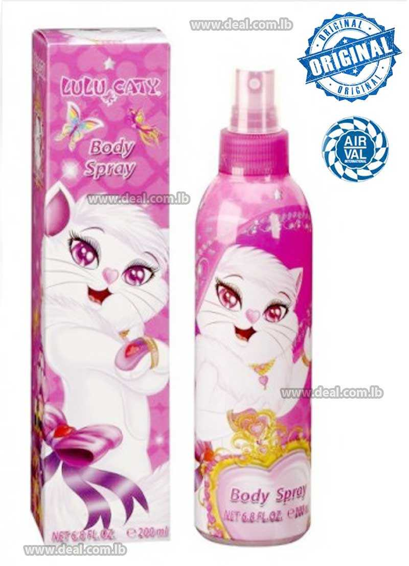 Disney+Lulu+Caty+For+Kids+200ML+Body+Spray