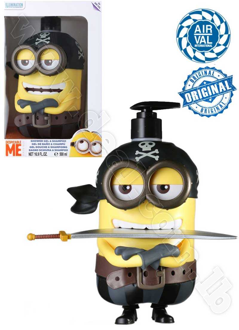 EP LINEMinions 3D Pirate