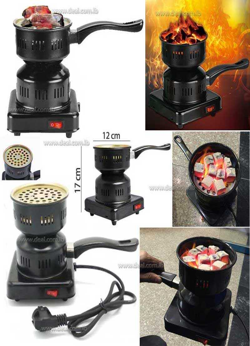 Electric Charcoal Starter Hot Plate