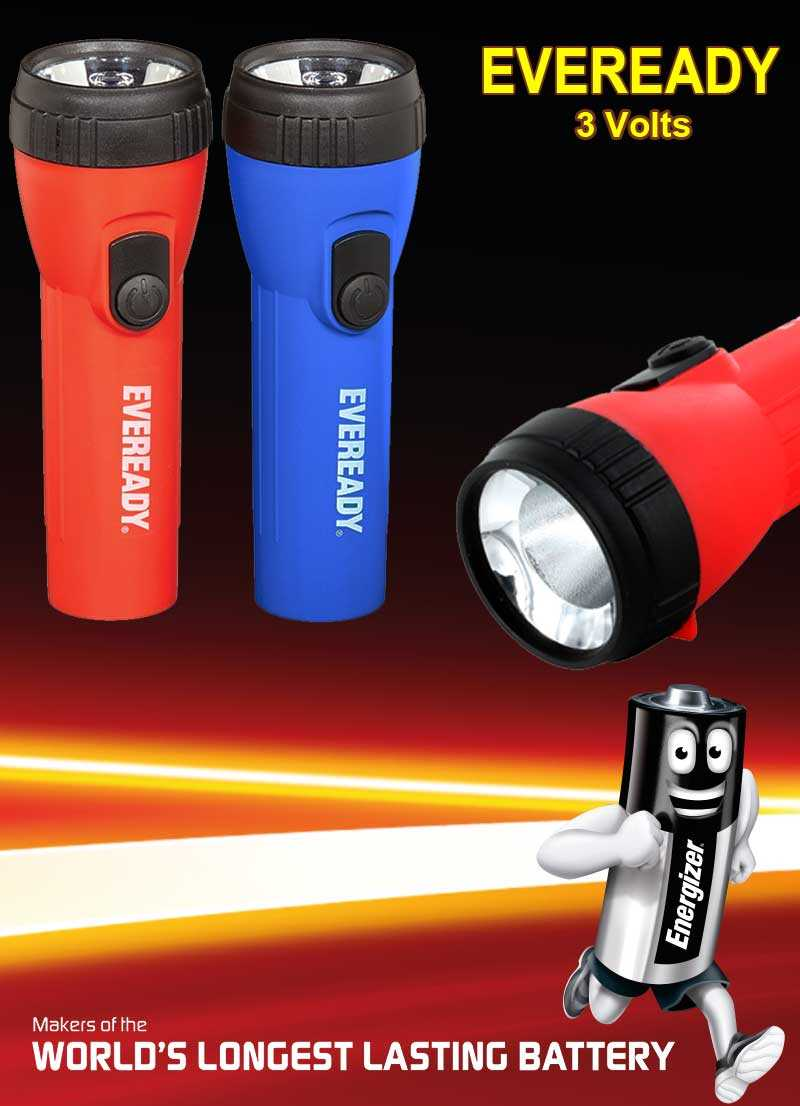 Energizer® Eveready® Industrial LED Flashlight