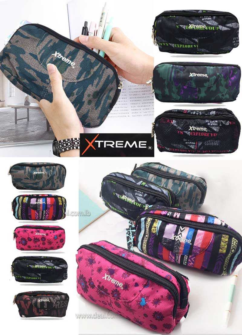 Extreme New hot creative school student pencil bag school  pencil case childrens gift