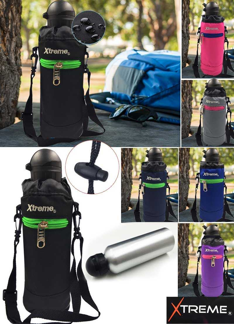 Extreme Water Bag Carrier Insulated Cover Bag Holder Outdoor Strap Pouch