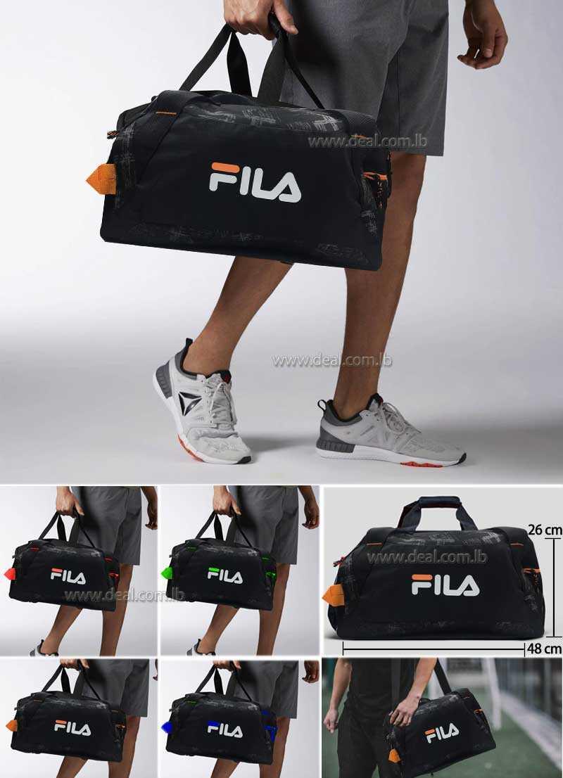 0bd75351fbad Fila Vintage Large Backpack- Fenix Toulouse Handball