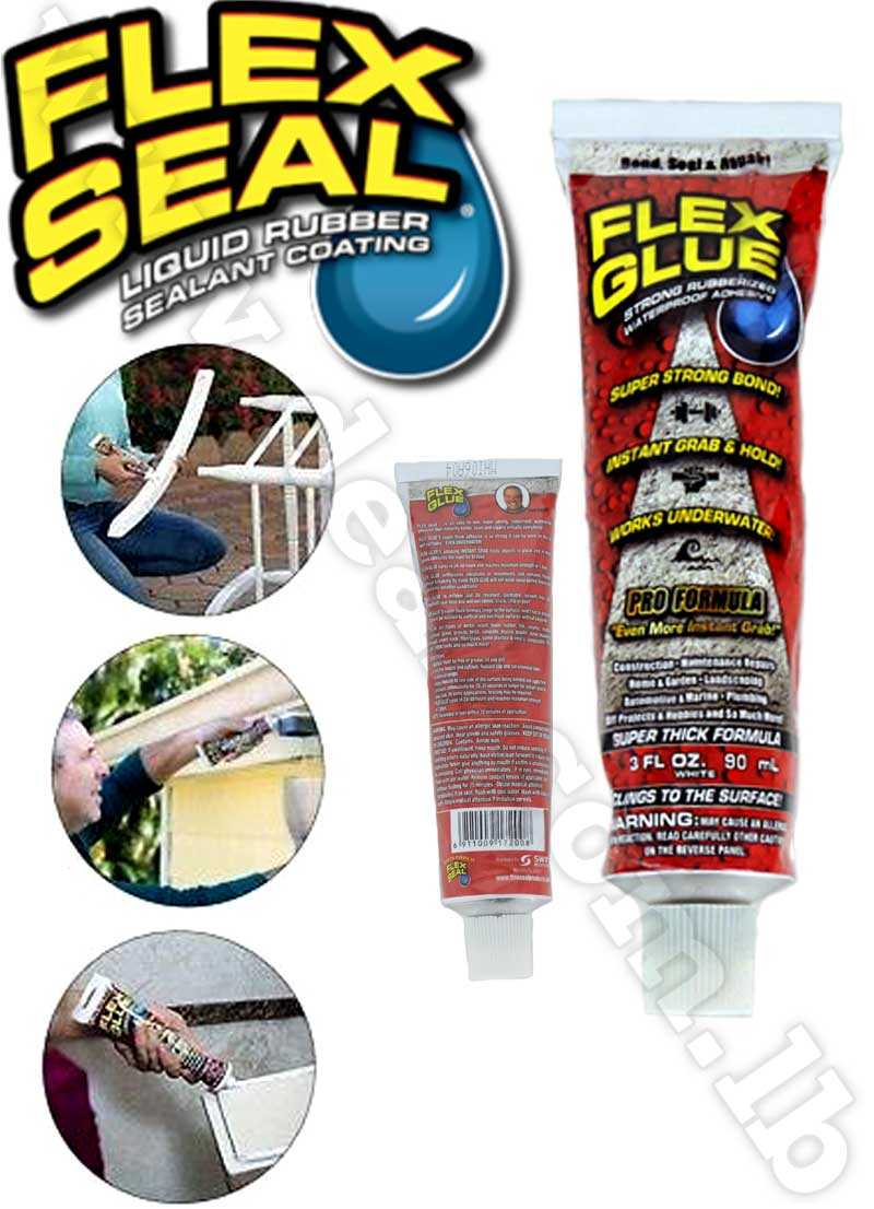 Flex glue strong Rubberized water prof Adhesive