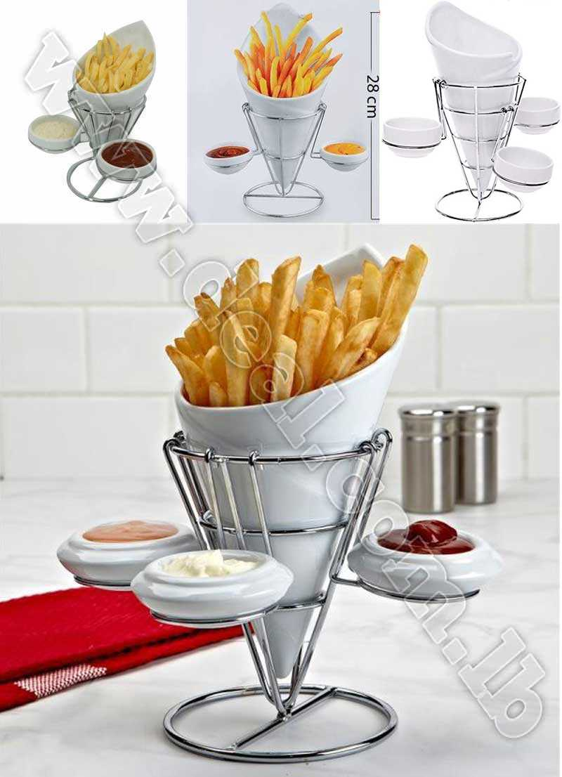 French Fries Holders