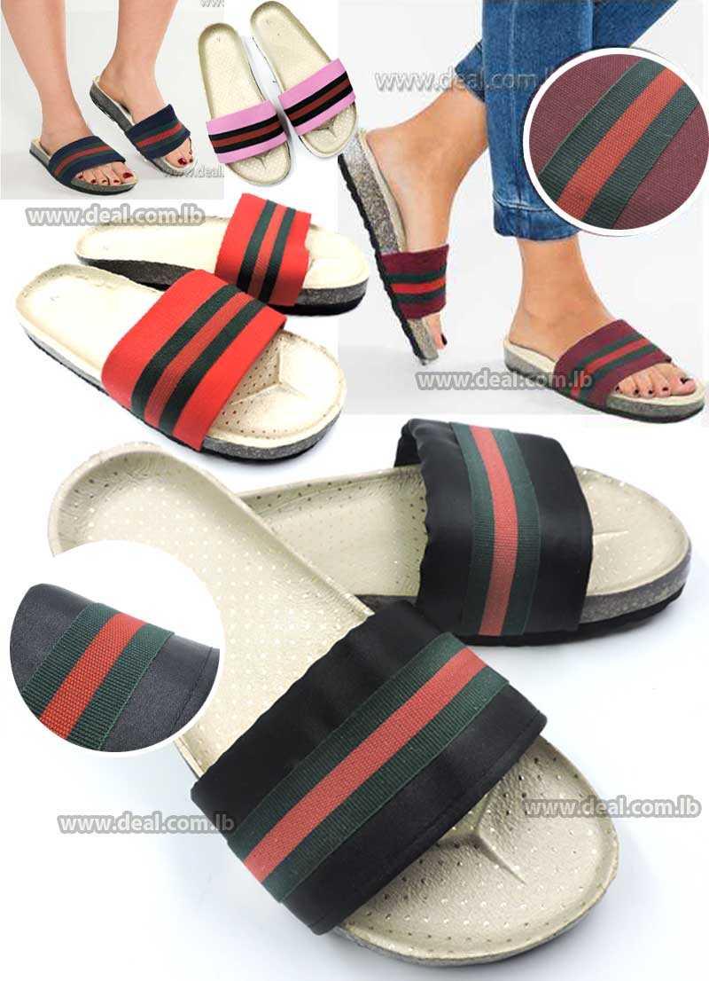 e024458d4bf Gucci Women Slides Slippers Platform Sandals Summer Flip Flops Women Shoes