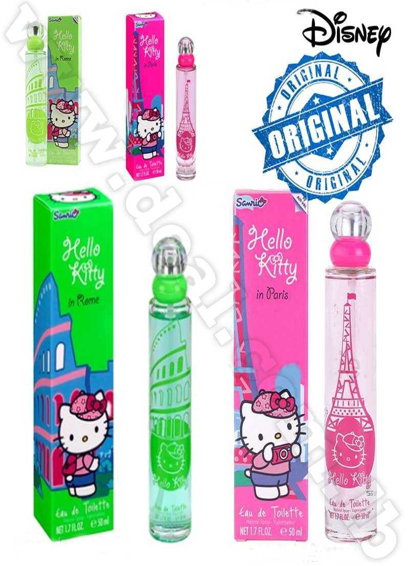 Hello Kitty City Collection Eau de Toilette Spray