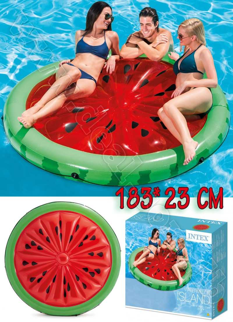 Intex  Watermelon Island