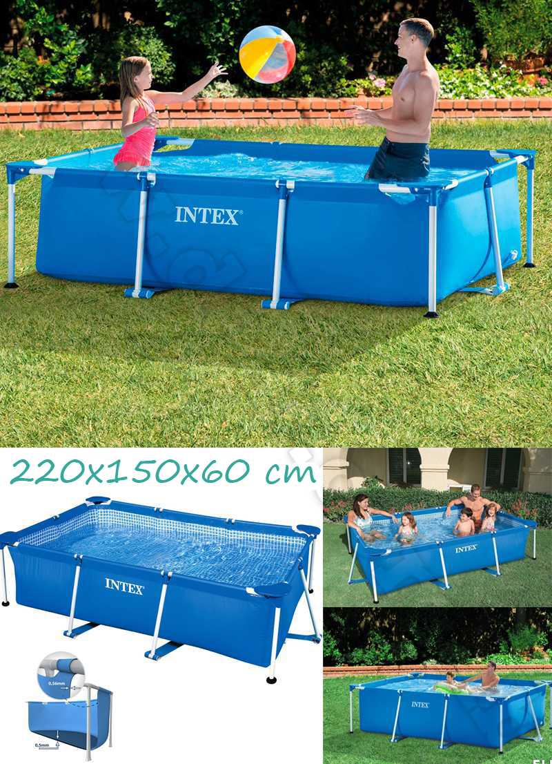 Intex  the most requested demountable pool of 2019
