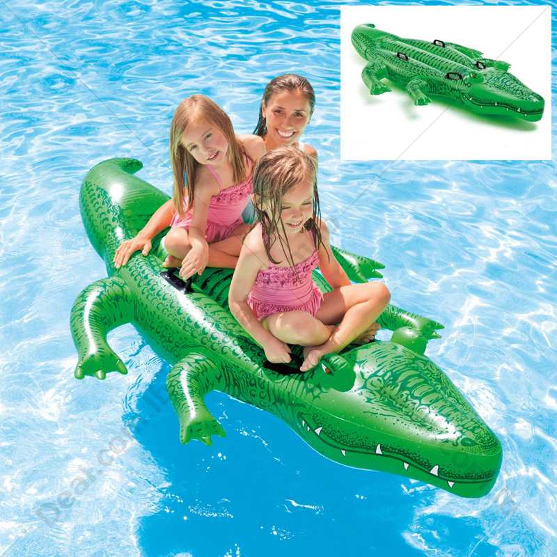 Intex Giant Gator Ride