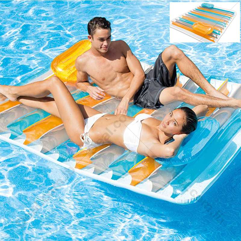Intex Inflatable Mat Double Lounge