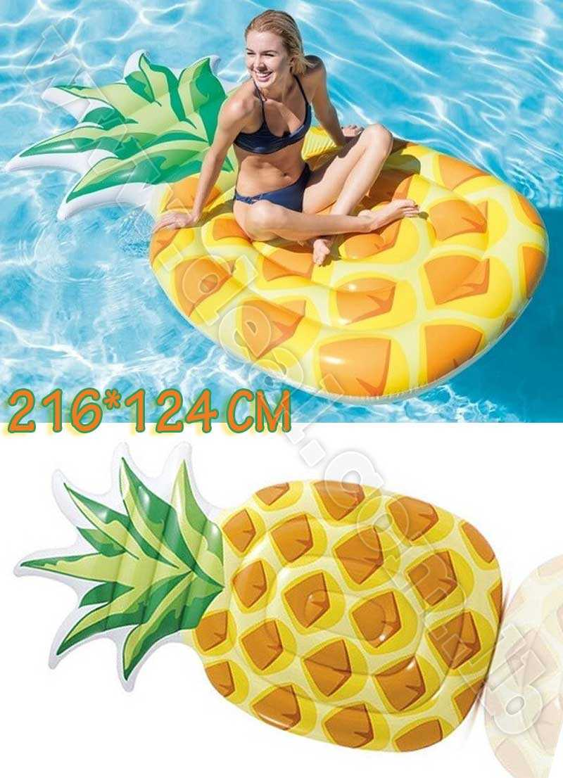 Intex inflatable Pineapple Mat