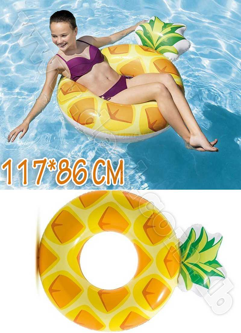 Intex inflatable Pineapple Tube