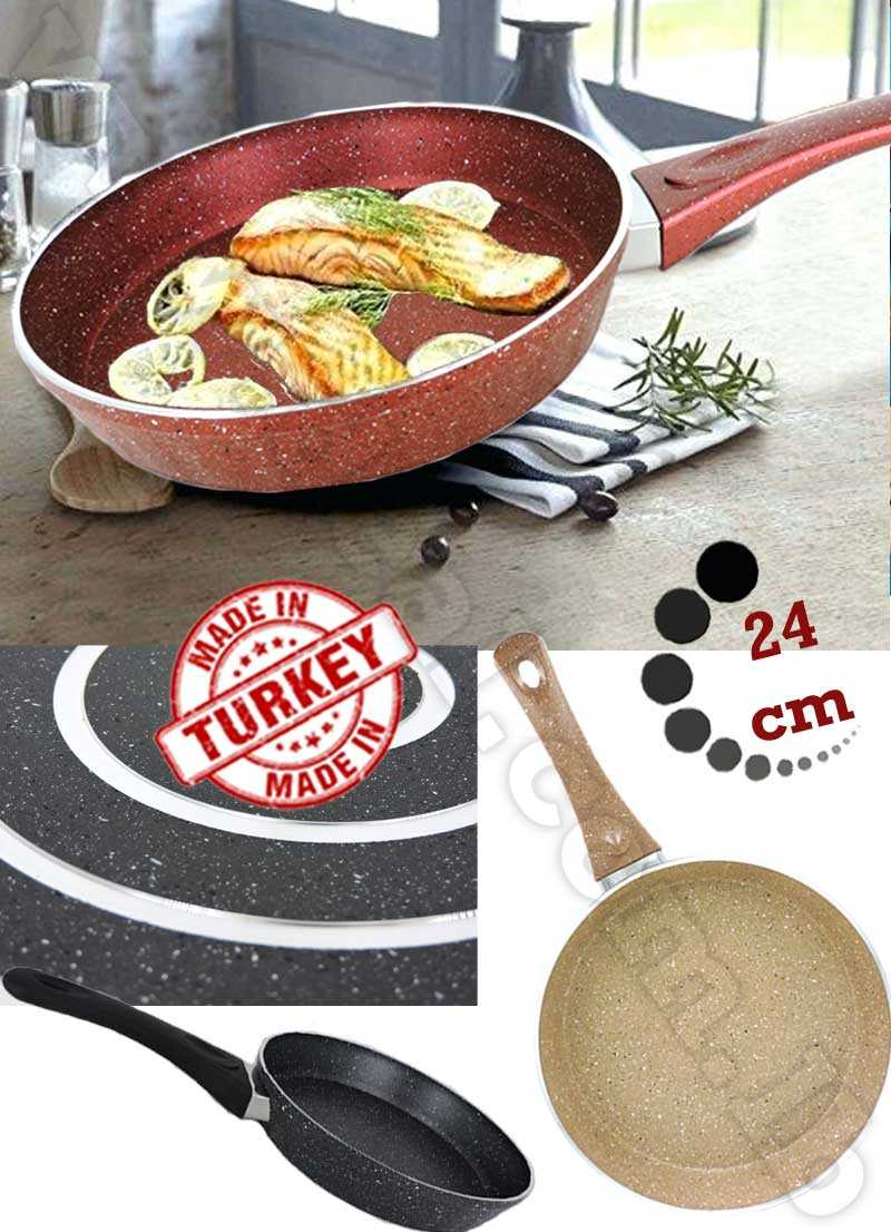 LOMEENOX Granite Ultra Non-Stick