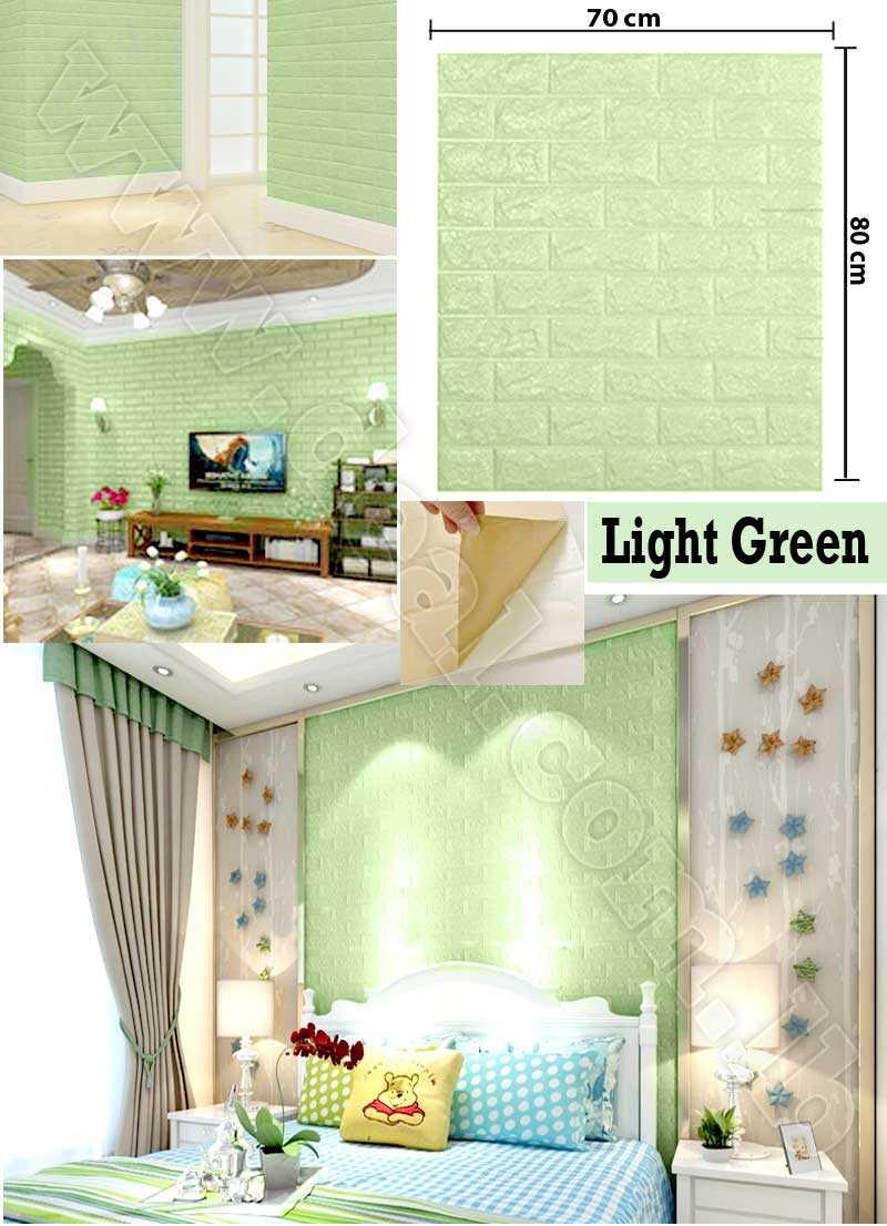 Light Green Wallpaper For Bedroom