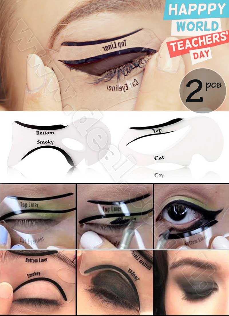 Makeup Cat Eyeliner Shaper