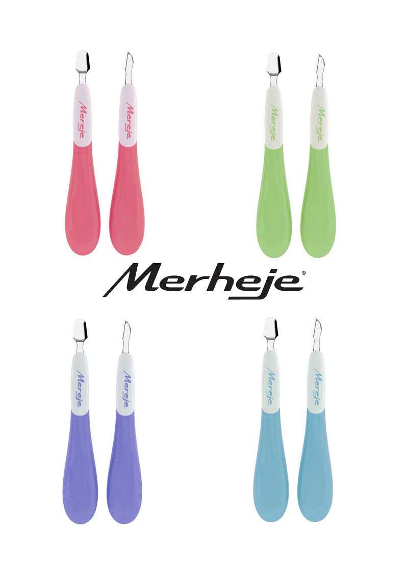 Merheje Touch cuticle pushers