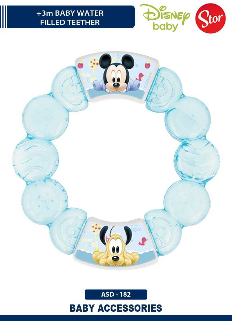 Mickey Mouse Baby Water Filled Teether ASD-182