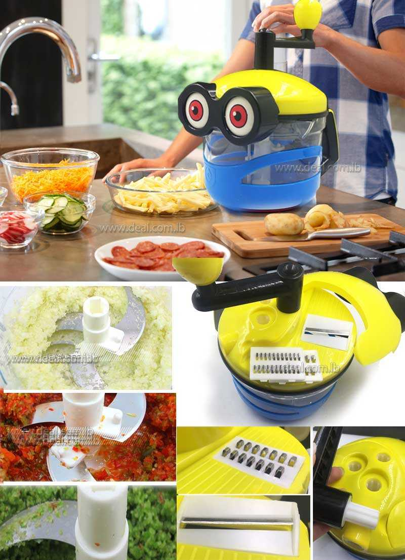 Minions Cooking Device