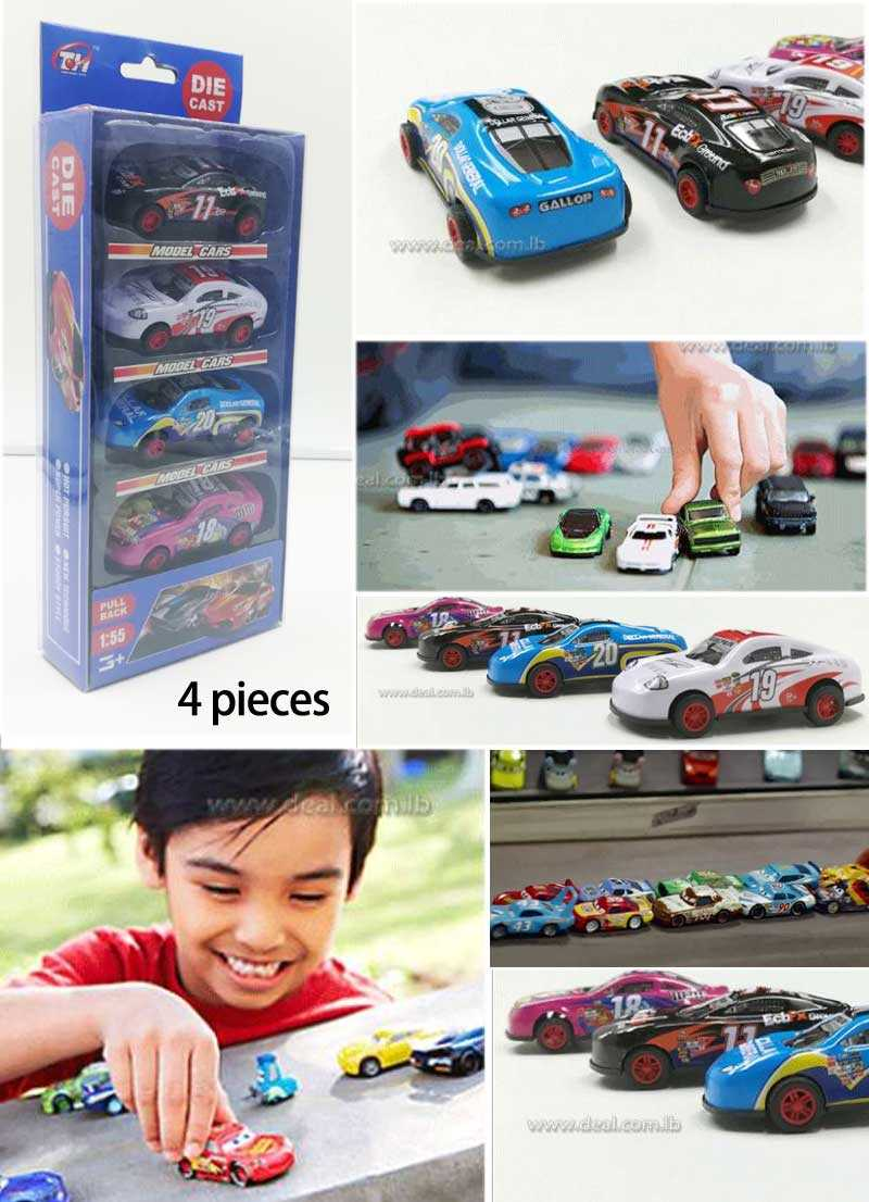 Model Cars Set Of 3 Pieces Mini Cars Toy
