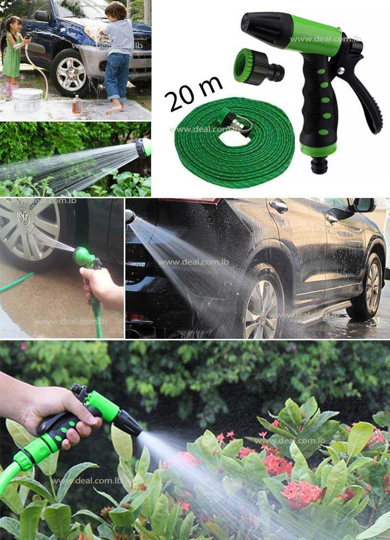 Multi Function Water Saving Spray Gun