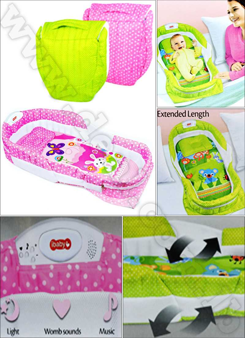 Multifunctional Baby Separation Bed