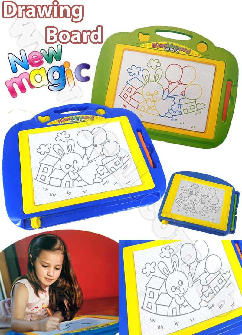 New magic drawing board