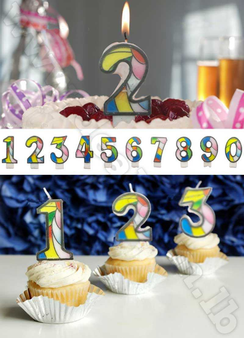 Numerical Candles