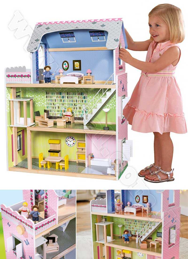 PLAYTIVE  JUNIOR Doll House